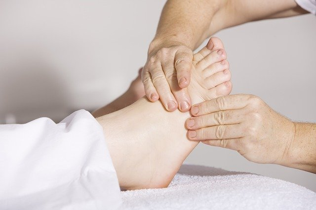chronic foot pain, plantar fasciitis