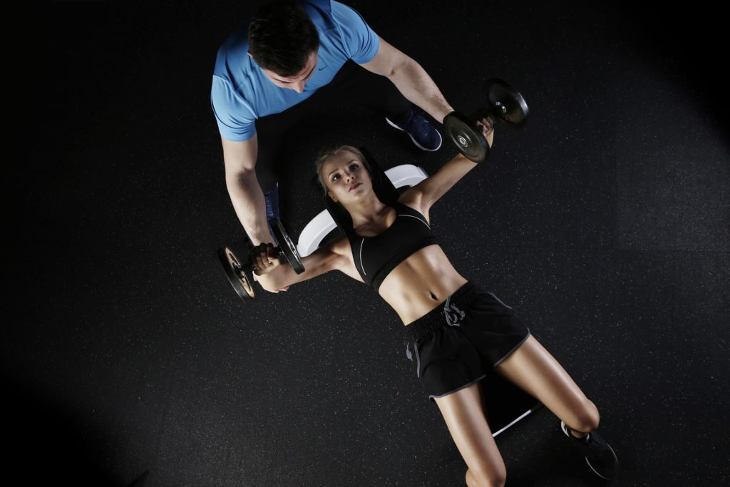 personal training, weight loss trainer, get fit